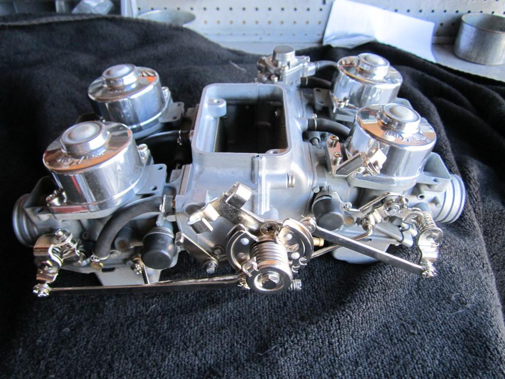Oldschoolcarbs Gl1000 Series 1976 Goldwing 1000 Wiring Diagram Hondas Carbs Have Their Own Idiosyncracies